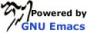 Powered by GNU Emacs